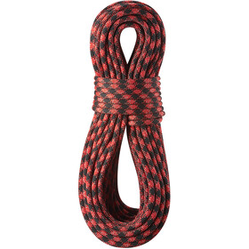 Edelrid Cobra Rope 10,3mm 70m, black-red